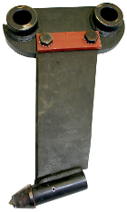 """""""Saber Cut"""" Plowing Blades (Ditch Witch)"""