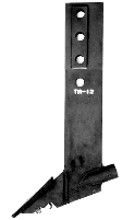 Traction Blades - TR Series