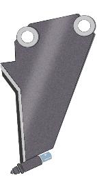 TURF SHARK Plowing Blades - TSDW Series