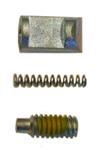 "Drill Rod and Bit ""Lock"" Hardware"