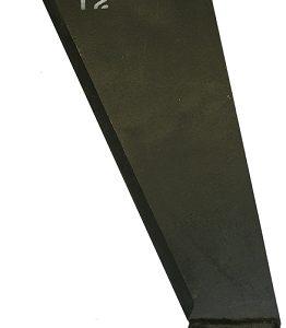 """Large Blade, Large Bushing - 10"""" OAL - T2-10"""