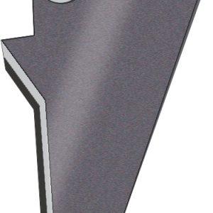 "Turf Shark Plowing Blade - 10"" Plow Depth - TSDW 30-10C"