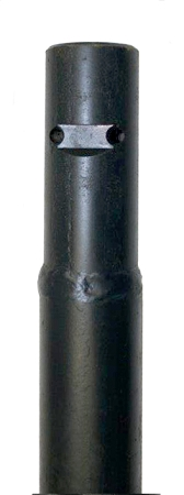 "3.00"" Diameter Bit With Clip-Type Connector- M-04300"