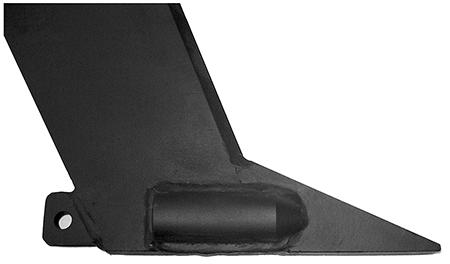 Hard Ground Toe Option W/ Rear Lug (Exchange) - HGT-100X