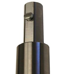 "13/16"" Hex Drive Shank For 7/8"" Drill Rod - HS-1316"